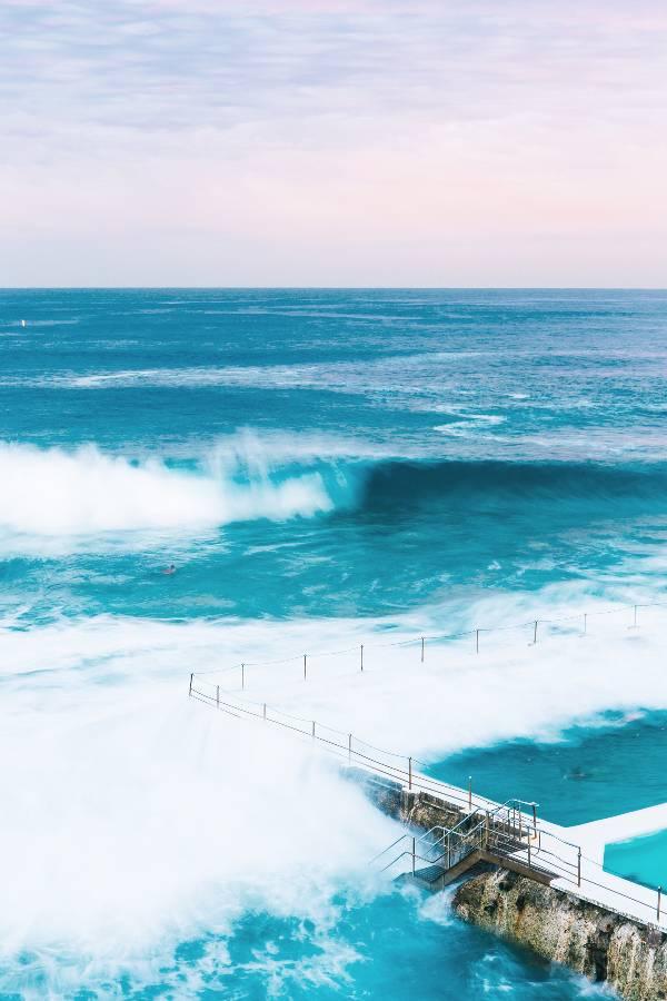 """اجمل صورة """"منظر طبيعي"""" خلابة شواطئ-سيدن�"""