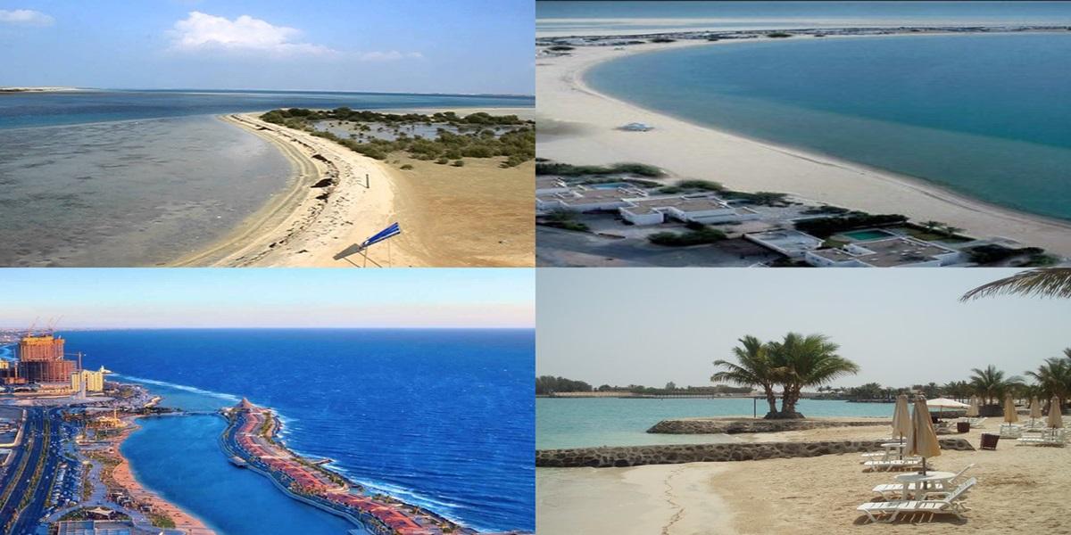 شواطئ من بلادي المملكة العربية السعودية المرسال