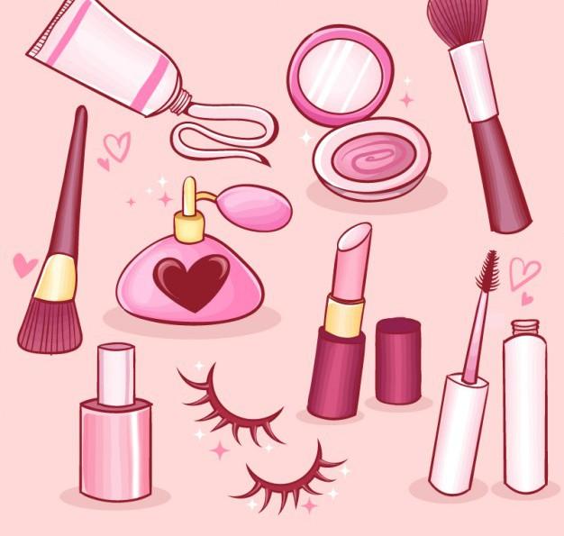 بحث عن فن التجميل المرسال