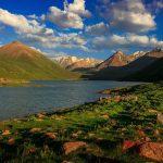 مشاهد روعة من السياحة في قرغيزستان