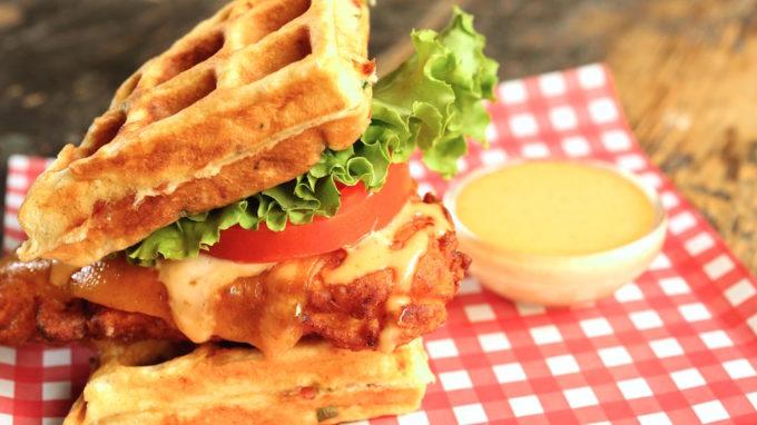وصفات لذيذة لعمل سندوتش دجاج وصفات-سندوتش-دجاج
