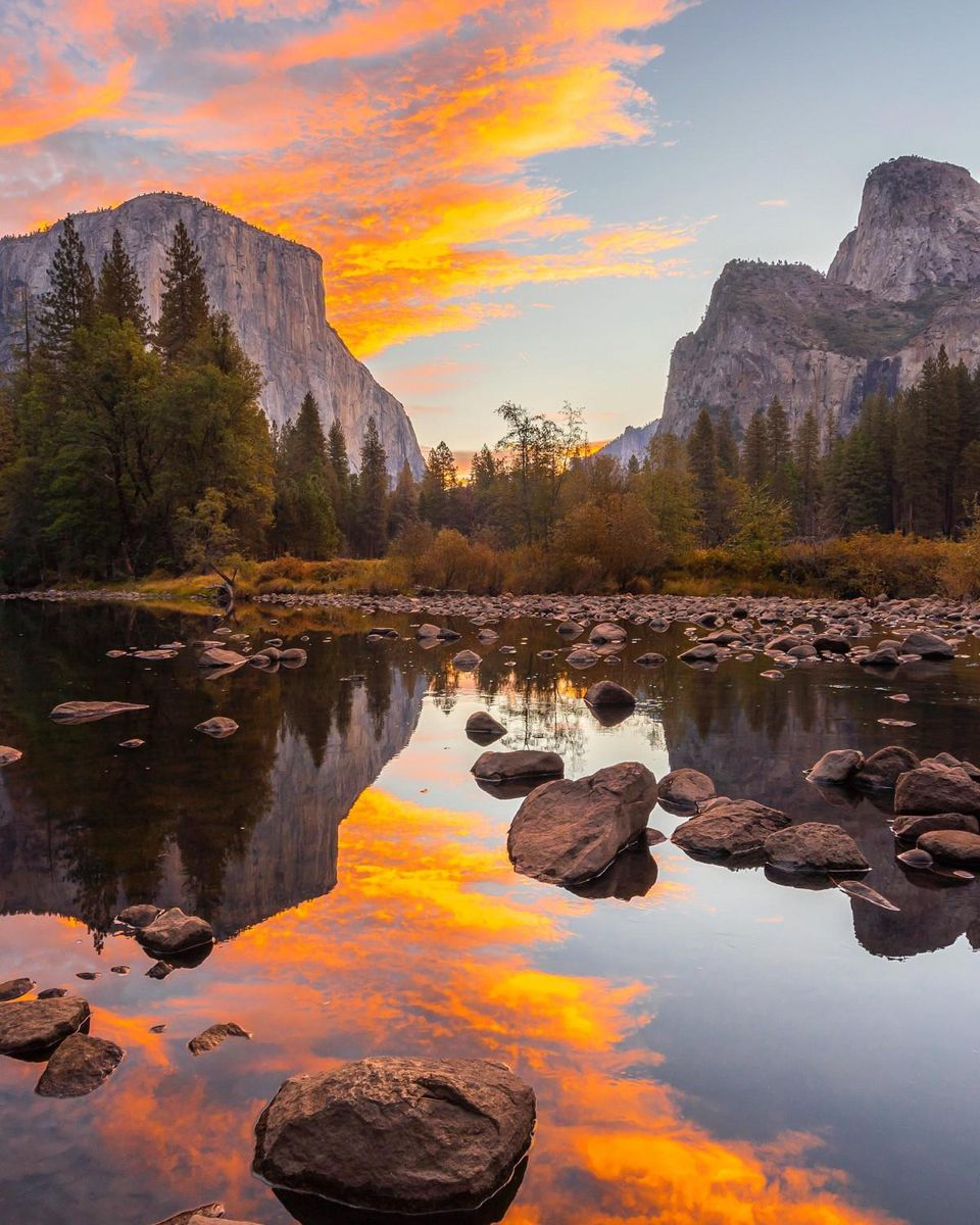 """اجمل صورة """"منظر طبيعي"""" خلابة يوسمايت.jpg"""