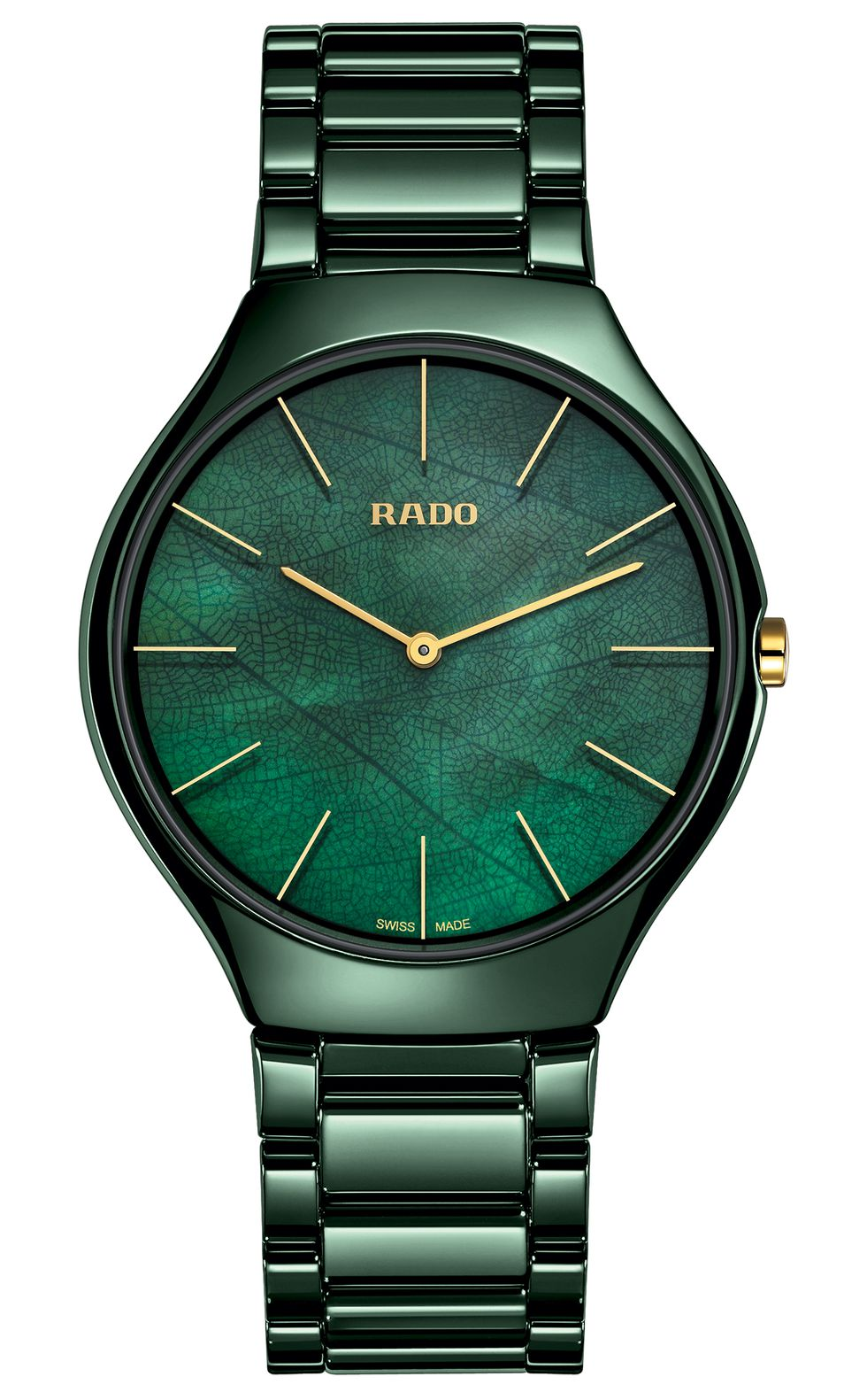 f1911370e تم استلهام مجموعة True Thinline Nature من رادو من خلال شراكة صانع الساعات  مع غراندي جيارديني إيطالياني ، وهي جمعية تضم شركات الرئيسية في إيطاليا  ومالطا .