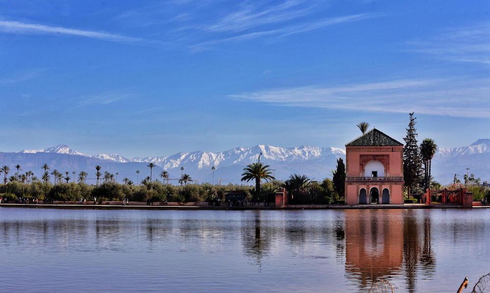 احلى مناظر طبيعية عالمنا العربي menara-gardens-marra