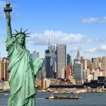 تقرير عن درجة الحرارة في نيويورك لجميع الاشهر