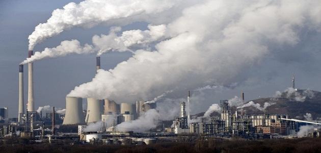 بحث عن التلوث البيئي مع مقدمة وخاتمة ومراجع المرسال