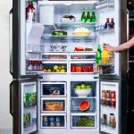 سبب الجزء السفلي من الثلاجة لا يبرد