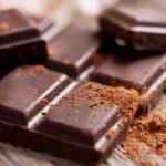 السعرات الحرارية في الشوكولاته السوداء