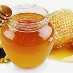 السعرات الحرارية في ملعقة عسل