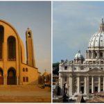 الفرق بين الكاثوليك والارثو