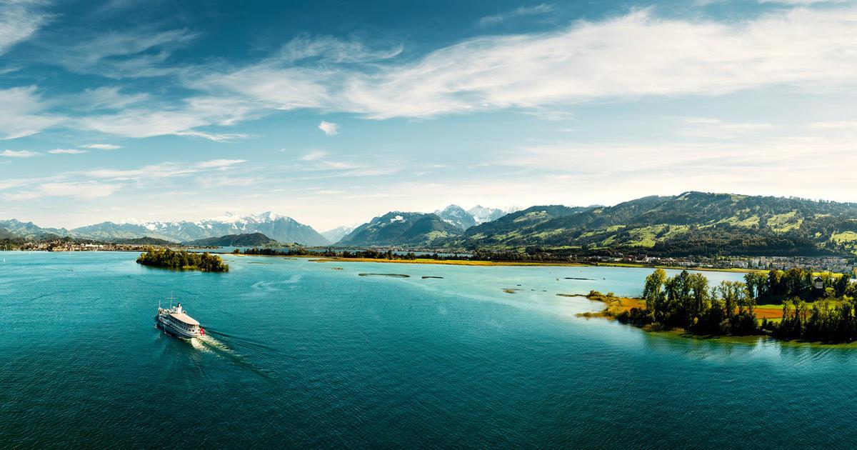 نتيجة بحث الصور عن بحيرة زيورخ