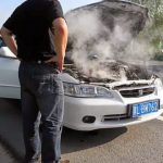 اسباب ارتفاع حرارة السيارة فجأة