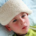 متى تكون درجة حرارة الطفل خطيرة