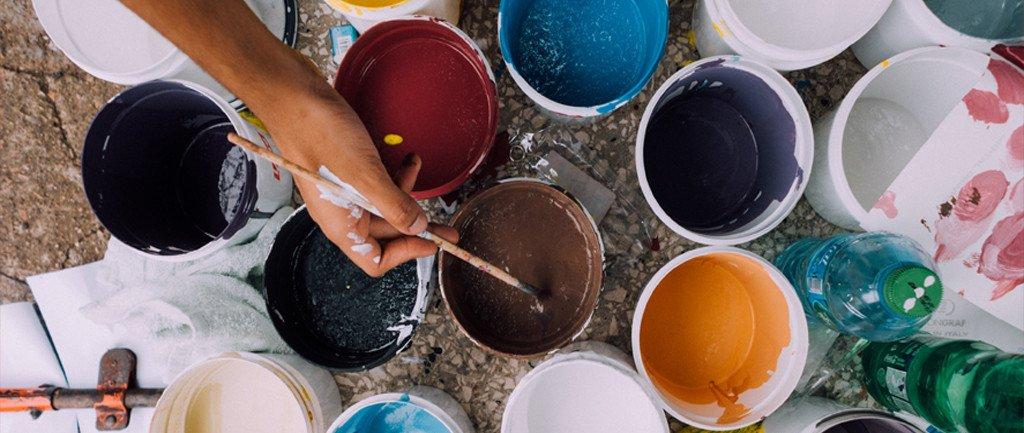فن و طرق دمج الالوان للحصول على لون نادر المرسال