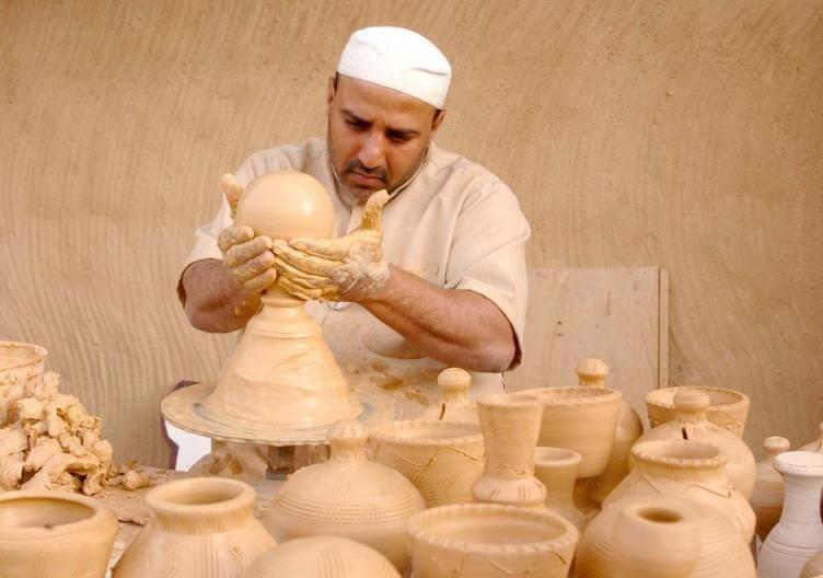 المصنوعات اليدوية ..البشرية التي اكتشافها