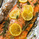 Photo of طريقة طبخ سمك السلمون