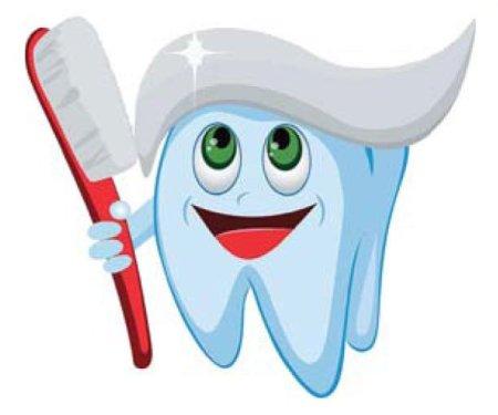 عبارات عن نظافة الاسنان المرسال
