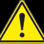 رموز السلامة في المختبر ومعانيها
