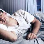 لماذا يحدث الانتصاب اثناء النوم