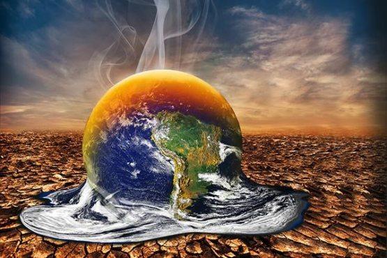 معلومات عن الاحتباس الحراري بالانجليزي المرسال