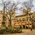 شروط القبول في جامعة كامبردج و اهم تخصصاتها المطلوبة
