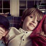 اضرار افلام رعب على الاطفال