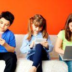 اثر التكنولوجيا على الاطفال