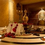فوائد الحمام المغربي للعروس