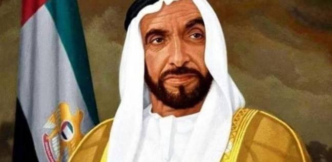 صفات وهوايات الشيخ زايد المرسال