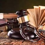 معلومات عن تخصص قانون جنائي