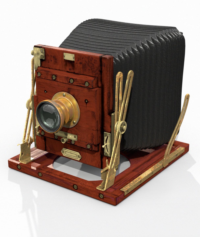 معلومات عن الكاميرا - المرسال