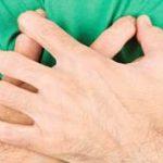 اسباب الم في وسط القفص الصدري