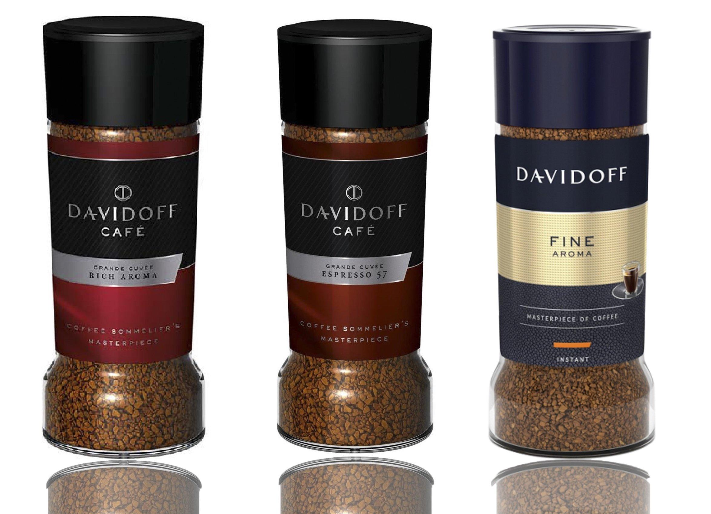 طريقة قهوة دافيدوف Davidoff Coffee المرسال