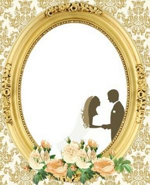 ثيمات زواج بدون اسماء
