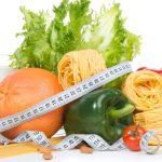 جدول الاطعمة الاقل سعرات حرارية