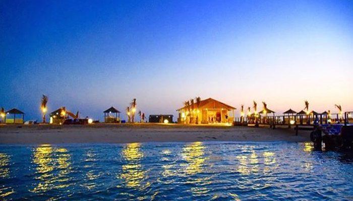 تقرير مصور عن جزيرة احبار لسياحة اليوم الواحد موسوعة ورقات العربية