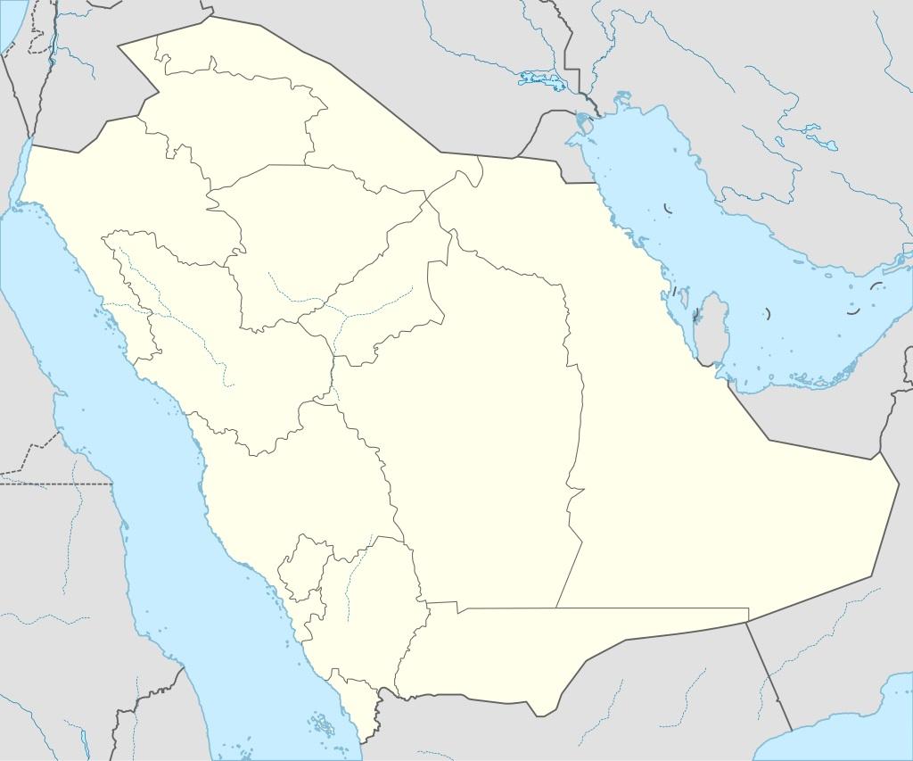 خريطة الدوادمي و الرمز البريدي ومفتاح الاتصال المرسال