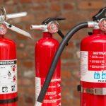 """دراسة جدوى مشروع ادوات سلامة و """" تعبئة طفايات الحريق """""""