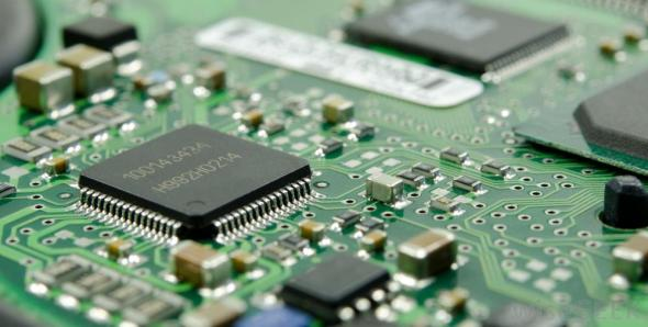 العناصر التي تدخل في صناعة الالكترونيات المرسال