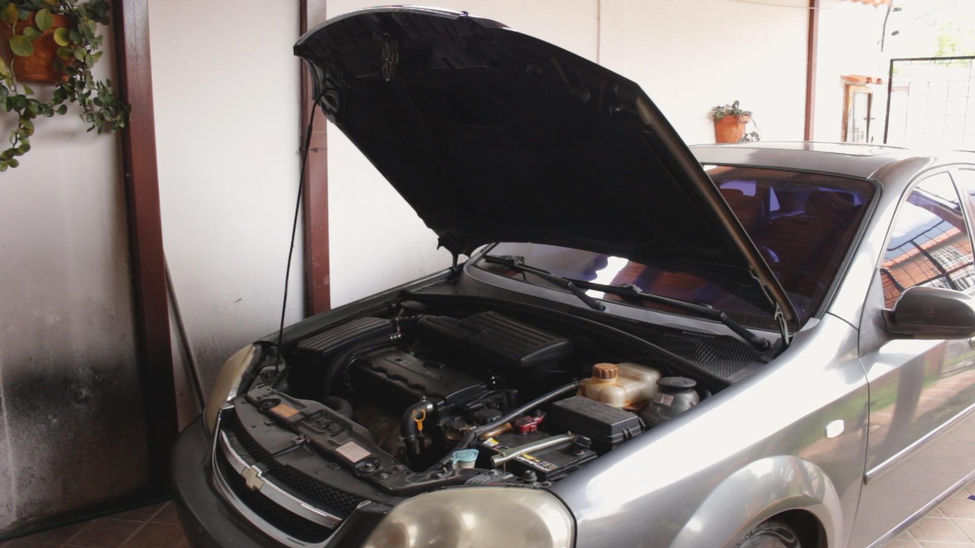 مشاكل كبوت السيارة وحلولها