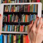 الفرق بين المكتبة الالكترونية والمكتبة الرقمية