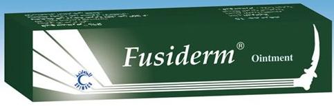 الفرق بين انواع مرهم فيوسيدرم الاخضر الاحمر Fusiderm المرسال