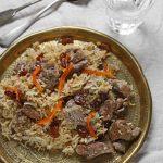 طريقة عمل الرز البخاري الافغاني