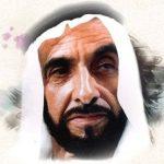 ابناء الشيخ زايد بالترتيب