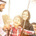 مظاهر عيد الفطر في الامارات