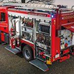 احدث سيارات الاطفاء في العالم