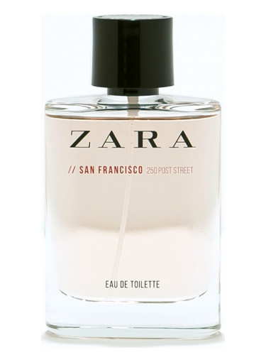 عطر Zara San Francisco
