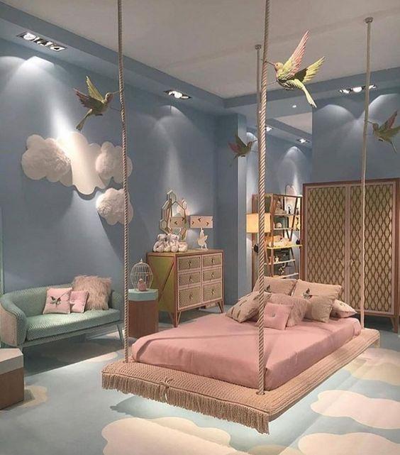 غرف نوم اطفال 2020 المرسال