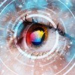 """كيف يتم تحديد الهوية بواسطة """" قزحية العين """""""