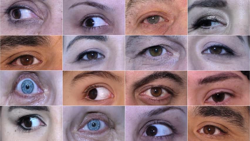 الوان العيون واسمائها و صفاتها | المرسال